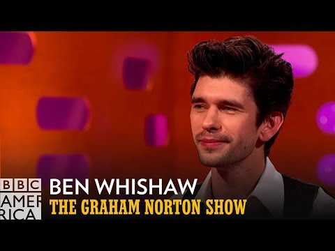 Ben Whishaw Is Not A Fan of Smoked-On Curry | The Graham Norton Show | BBC America