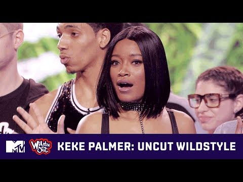 Vic Mensa & Keke Palmer Team Up Against Nick | UNCUT Wildstyle | Wild 'N Out