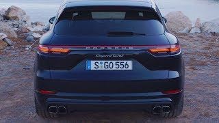 2018 Porsche Cayenne Turbo - Exhaust Sound, 0-100 km/h in 3.9 sec.