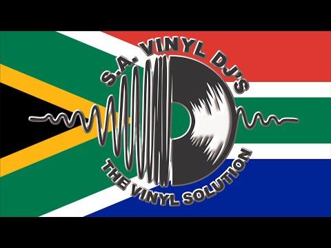 SA Vinyl Dj's Episode 6  - Dj Oscar