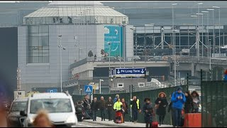 Terror attack in Brussels - Eyewitness Account - Country is in shock