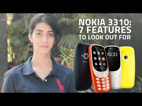 Nokia 3310 First Look | 7 Features To Look Out For