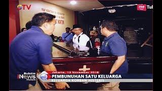 Video 4 Korban Pembunuhan 1 Keluarga di Bekasi Diberangkatkan ke Rumah Duka - BIM 13/11 MP3, 3GP, MP4, WEBM, AVI, FLV November 2018