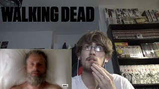 The Walking Dead Season 8 Trailer Reaction - All Out War!Here is my reaction to The Walking Dead season 8 trailer from Comic Con 2017. All out war is here and Rick is looking old as fuuuck! But enough with the dramatics, leave a like if you enjoyed and subscribe if you so please.- JoePatron - https://www.patreon.com/TheTrophyMunchersTwitter - https://twitter.com/TrophyMunchersJoe's Twitter - https://twitter.com/josephardingJoe's Instagram - https://www.instagram.com/josephardingJoe's Snapchat - josephardingJoe's TRAKT profile - https://trakt.tv/users/thetrophymunchersTwitch - https://www.twitch.tv/thetrophymunchersFacebook - https://www.facebook.com/TheTrophyMunchers