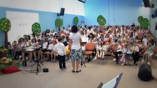 Serbarea copiilor 2012