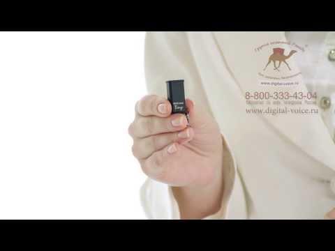Диктофон Edic-Mini A31 (видео)