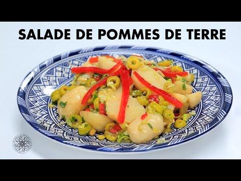 Choumicha : Salade de pommes de terre