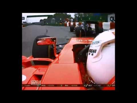 formula 1 2015 gp canada - sebastian vettel vs fernando alonso