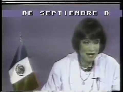 VIDEO: El tr�gico terremoto de 1985