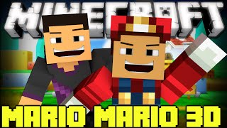SUPER MARIO 3D LAND in Minecraft | Bye Bye Bowser