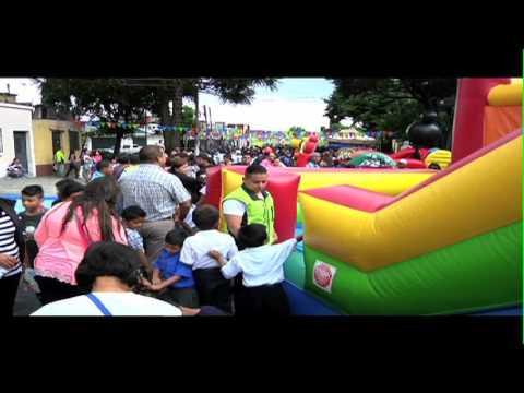 Feria promueve unidad familiar