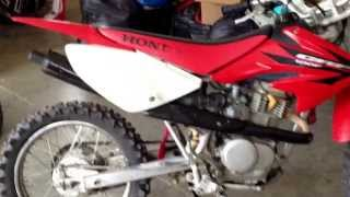 8. Honda CRF100 review