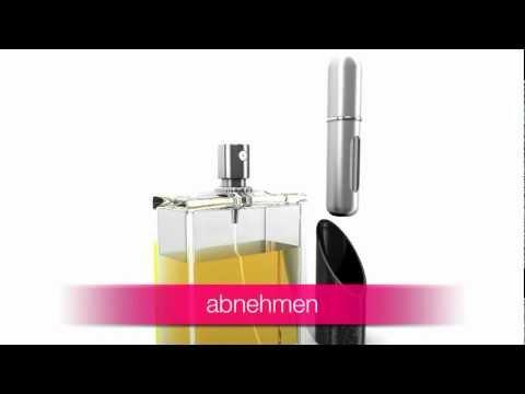 Travalo Excel - Nachfüllbare Parfümzerstäuber für Unterwegs - Parfums Club