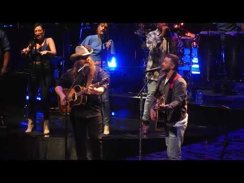 Video Justin Timberlake & Chris Stapleton - Say Something download in MP3, 3GP, MP4, WEBM, AVI, FLV January 2017