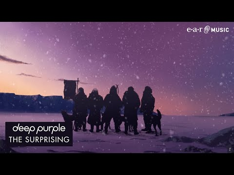 "Deep Purple ""The Surprising"" Official Music Video - ""inFinite"" Gold Edition Out November 17th, 2017"
