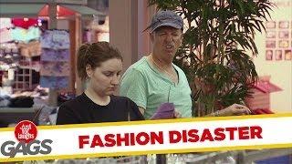 Fashion Disaster Attack Prank