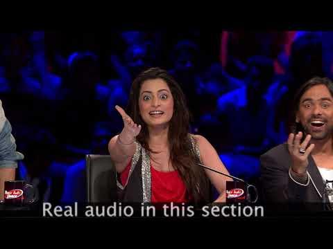 Speech less performance - Dance India Dance - Season 4 -Episode 2 - Zee TV