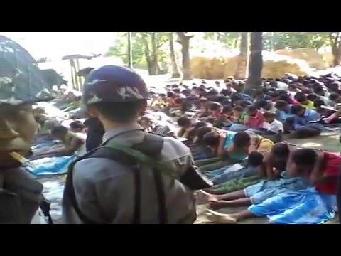 Μιανμάρ: Διεθνής κατακραυγή από βίντεο με άγριους ξυλοδαρμούς μουσουλμάνων Ροχίνγκια