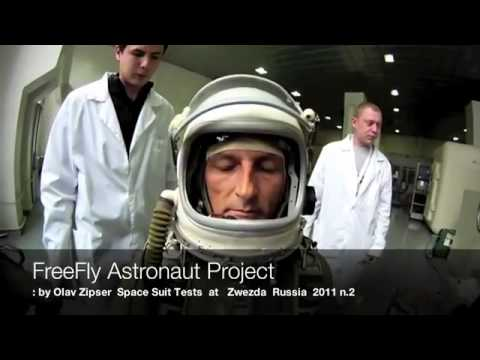 FreeFly Astronaut Suitors