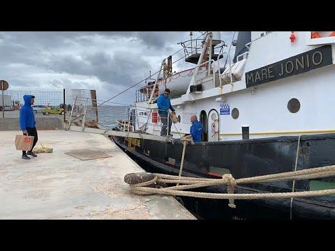Η Λαμπεντούζα και η μεταναστευτική κρίση