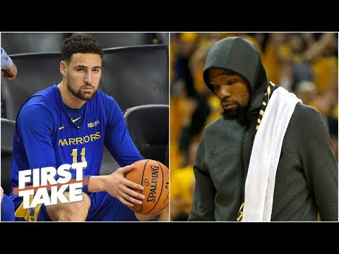 Video: Warriors, Nets could regret signing Klay Thompson and Kevin Durant – Max Kellerman   First Take