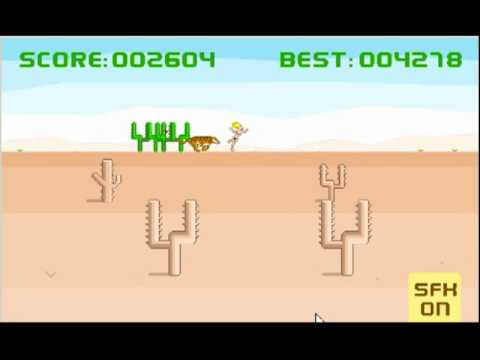 Video of Desert Run