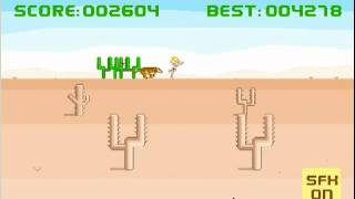 Desert Run YouTube video