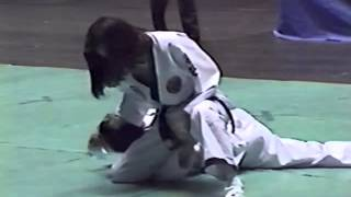Daehan Hapkido (KHF) demonstration (old VHS material)