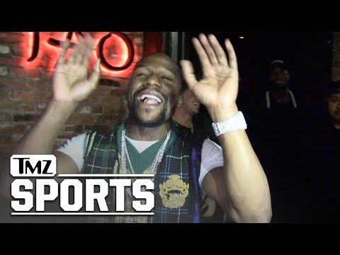 Floyd Mayweather to Conor McGregor, 'Everybody Wants a Rematch!' | TMZ Sports