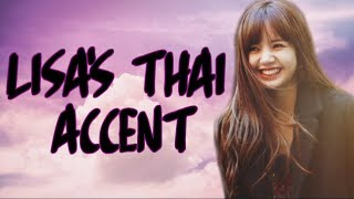 Video BLACKPINK LISA - THAI ACCENT ENGLISH COMPILATION ♡ MP3, 3GP, MP4, WEBM, AVI, FLV Juli 2018