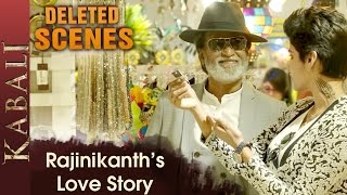 Kabali expresses his love for Kumuthavalli | Kabali Deleted Scenes