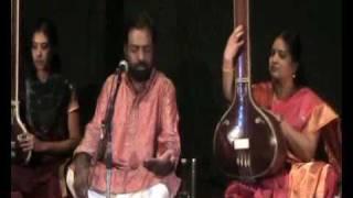 Jugal Bandhi Carnatic Vocal&Sarod