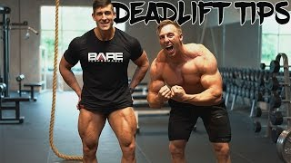 SFTW S2 Ep2 - Weekend with Nick and Preston Bare and Deadlift Tips