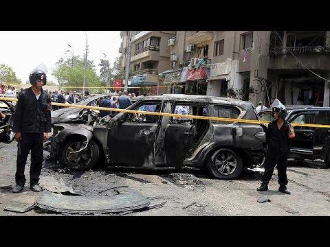 Αίγυπτος: Επίθεση αυτοκτονίας κατά του γενικού εισαγγελέα