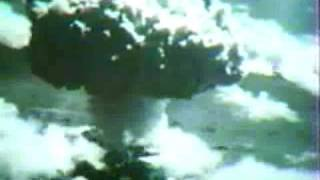 1946 clip of U.S. military operations in Christmas Island areas, operation Crossroads where some 200 nuclear devices were...