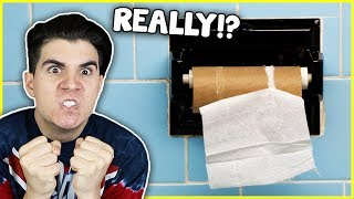 """MY BIGGEST PET PEEVES! These are the Top 10 biggest pet peeves on the planet! Everyone can relate to these! I could relate so much it hurt hahaha! What is your pet peeve!?How Hot Dogs Are Made Reaction ▶ https://www.youtube.com/watch?v=n1apc8ZKUCI SONG OF THE WEEK: Alessia Cara, Zedd - Stay (delgrosso remix) ▶ https://soundcloud.com/delgrossomusic/alessia-cara-zedd-stay-delgrosso-remixIF YOU SEE THIS COMMENT """"HATE THAT"""" 😂 IM COMMENTING BACK!FOLLOW ME ON:▶INSTAGRAM: https://instagram.com/christian/▶TWITTER: https://twitter.com/christiandSUBSCRIBE FOR MORE VIDEOS HERE! ▶ http://bit.ly/Subscribe2ChristianSUBSCRIBE TO KRISTEN HERE▶ http://bit.ly/2gA552j---------------------------------------------WHERE YOU CAN FIND ME:▶MUSICAL.LY: Christian.delgrosso▶SNAPCHAT: @Christiandelg▶FACEBOOK: https://www.facebook.com/ChristianDelgrossopage"""