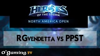 RGvendetta vs PPST - Road to Blizzcon - NA Open - Qualifiers Day 1