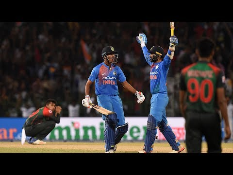 Nidahas Trophy Match Story: India vs Bangladesh, Final