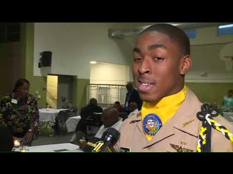 North County Students And Police Explore Atlanta