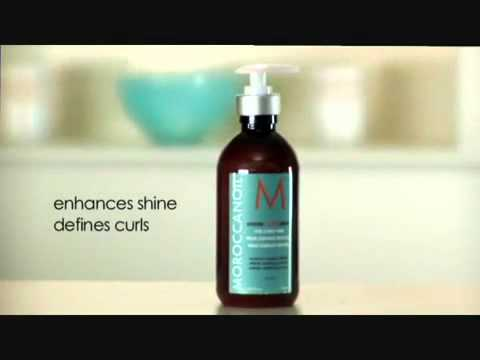 MorocconOil Intense Curl Cream