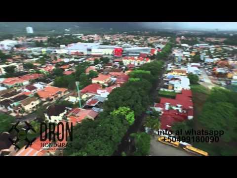 alquiler de drone en honduras - info whatsapp: +50499180090 - tomas sin editar dron honduras