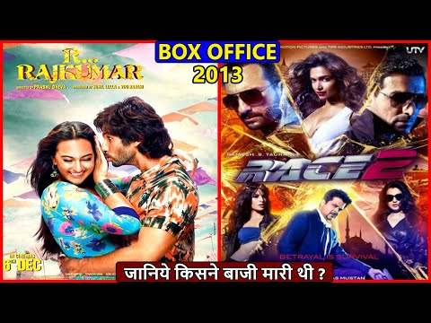 R..Rajkumar vs Race 2 2013 Movie Budget, Box Office Collection, Verdict and Facts