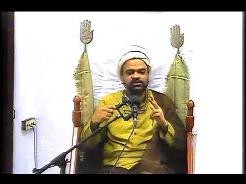 1439 AH – Dhul Qa' dah – 1 – Shab – Majlis