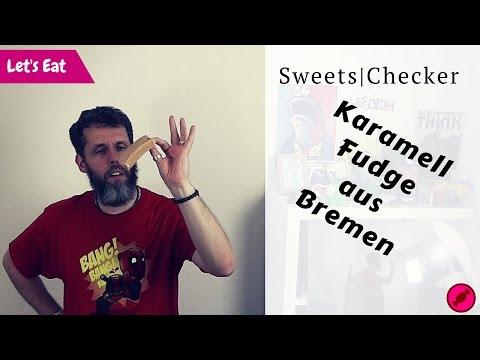 Let's Eat Karamell Toffee-Fudge aus Bremen ♥ SweetsChecker ♥ Süßigkeiten Vorstellung und Test