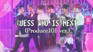 Download Lagu KPOP Guess who is singing next (Produce 101 ver.) #5 Mp3