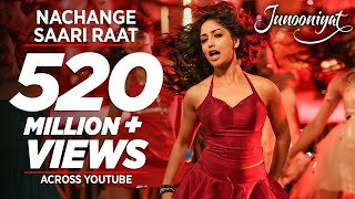 Nachange Saari Raat Full Video Song  JUNOONIYAT  Pulkit Samr...