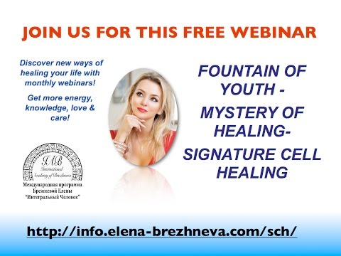 Discover Fountain of Youth! Miracle Healing of Ancient Healing Modality (видео)