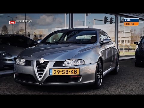 Alfa Romeo GT -2004-2010- buyers review