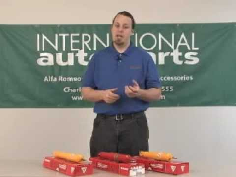 Adjusting Koni Shocks - International Auto Parts (видео)