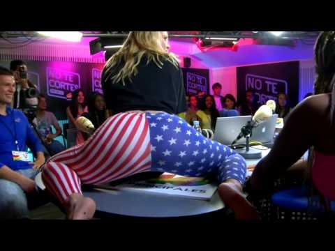 Twerking Daniela Blume (видео)